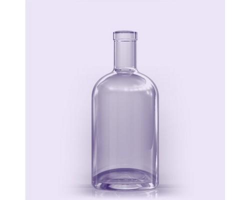 Стеклянная бутылка BAR, 0.5 литра