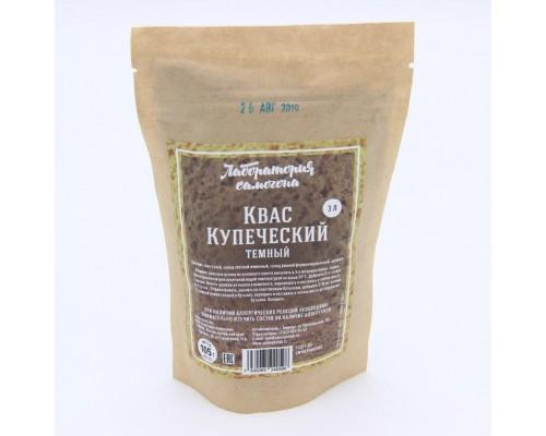 КВАС Купеческий (темный)