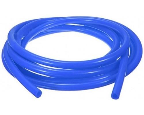 Трубка ПВХ под быстросъемы (внешний ⌀10 мм, стенка 1,25 мм) синяя, 1 м