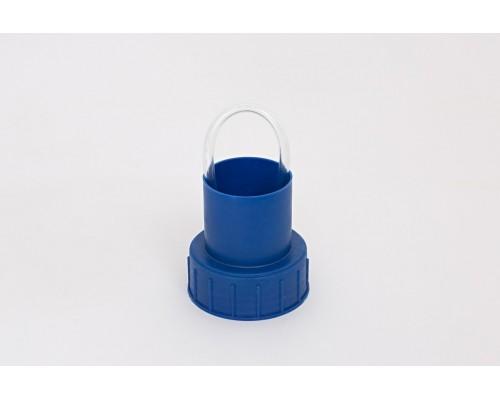 Крышка для бутыли 22 л с гидрозатвором