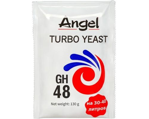 "Дрожжи спиртовые ""Angel"" Turbo Yeast GH48 130гр"