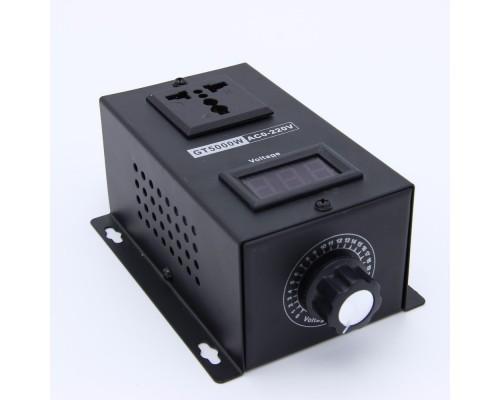 Регулятор 10 кВт с крутилкой