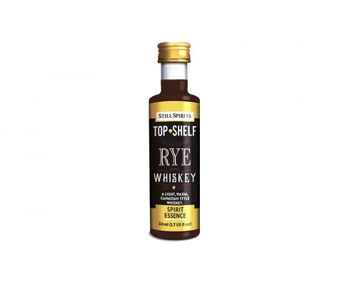 STILL SPIRITS TOP SHELF RYE WHISKEY на 2,25 л
